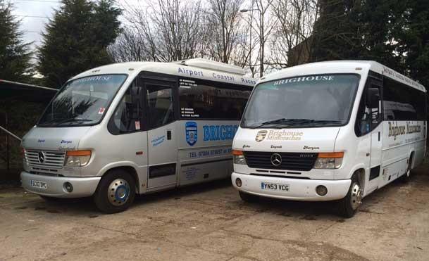 Minibus Hire West Yorkshire