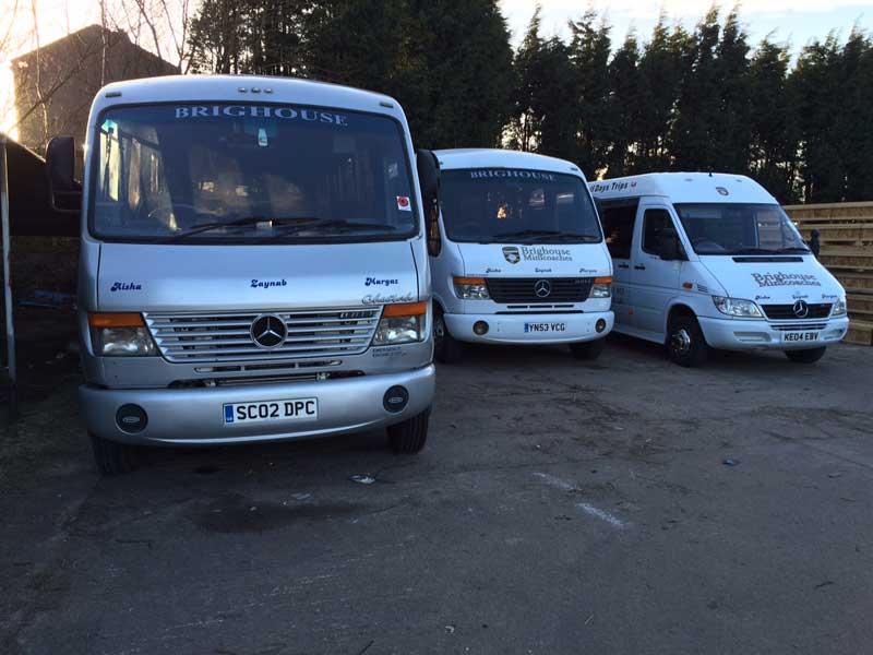Minibus Direct Fleet
