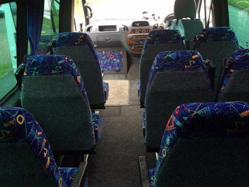 Minibus hire Huddersfield